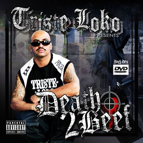 "TRISTE LOKO ""DEATH 2 BEEF"" (USED CD+DVD)"