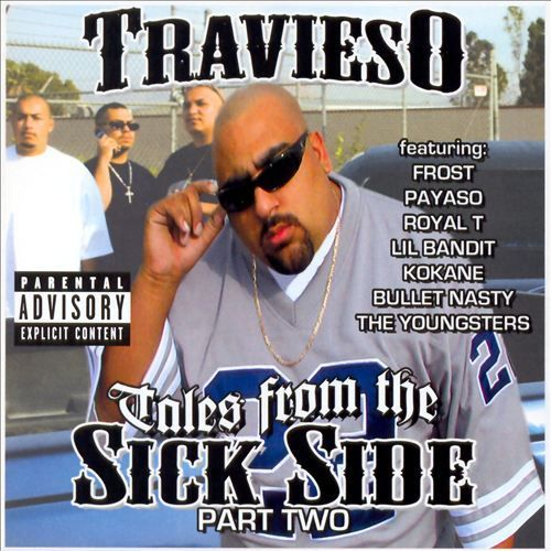 "TRAVIESO ""TALES FROM THE SICK SIDE PT.2"" (USED CD)"