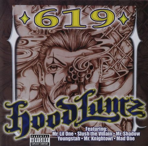 "VARIOUS ARTISTS ""619 HOODLUMZ"" (USED CD)"