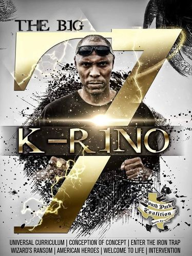 "K-RINO ""THE BIG 7"" (CD PACKAGE)"