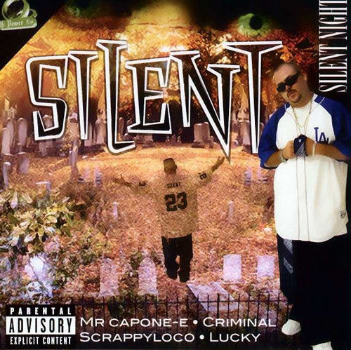 "SILENT ""SILENT NIGHT"" (USED CD)"