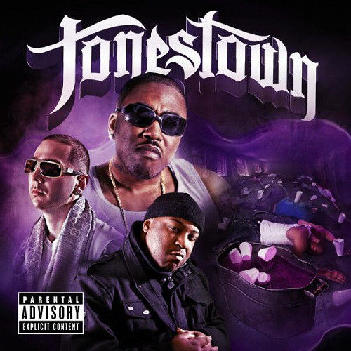 "BLANCO, MESSY MARV & THE JACKA ""JONESTOWN"" (USED CD)"