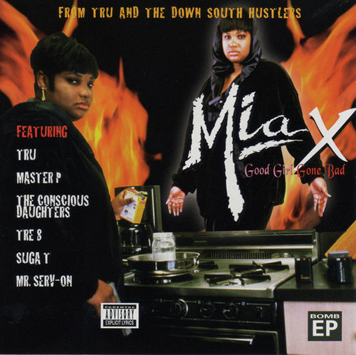 "MIA X ""GOOD GIRL GONE BAD"" (USED CD)"