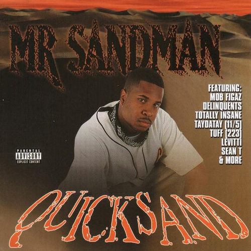 "MR. SANDMAN ""QUICKSAND"" (USED CD)"