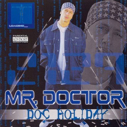 "MR. DOCTOR ""DOC HOLIDAY"" (USED CD)"