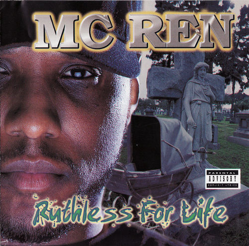 "MC REN ""RUTHLESS FOR LIFE"" (USED CD)"