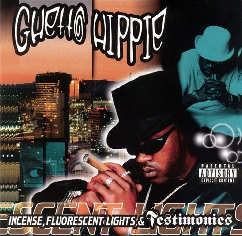 "GHETTO HIPPIE ""INCENSE, FLUORESCENT LIGHTS & TESTIMONIES"" (USED CD)"