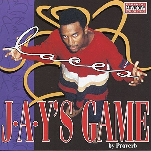 "PROVERB ""LACES: J-A-Y'S GAME"" (USED CD)"