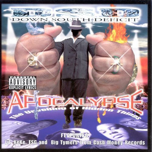 "DOWN SOUTH DEFICIT (DSD) ""APOCALYPSE"" (USED CD)"