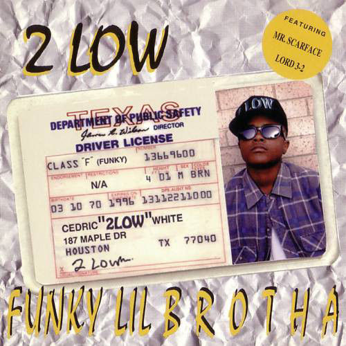 "2 LOW ""FUNKY LIL BROTHA"" (USED CD)"