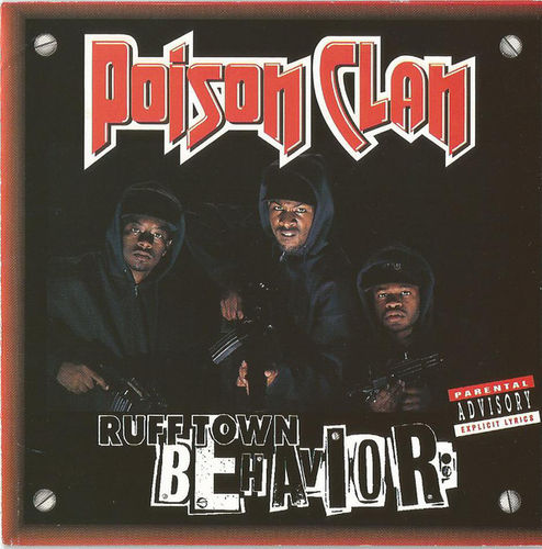 "POISON CLAN ""RUFFTOWN BEHAVIOR"" (USED CD)"