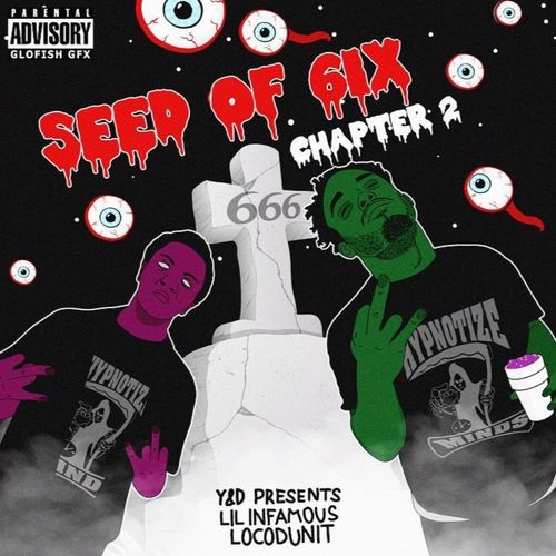 "SO6IX ""SEED OF 6IX: CHAPTER 2"" (NEW CD)"