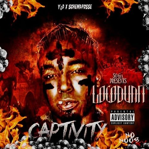 "LOCODUNIT ""CAPTIVITY"" (NEW CD)"