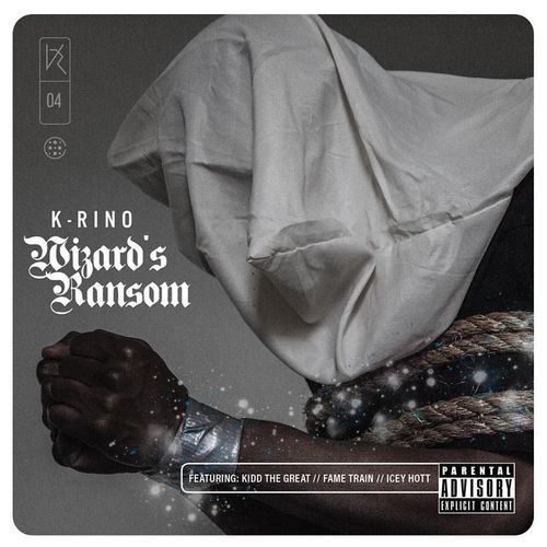 "K-RINO ""WIZARD'S RANSOM"" (NEW CD)"