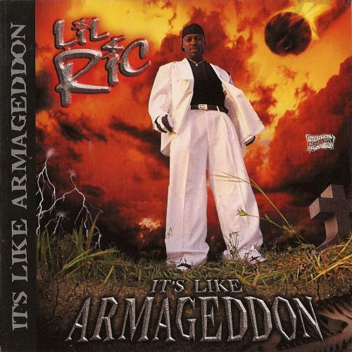 "LIL RIC ""IT'S LIKE ARMAGEDDON"" (USED CD)"