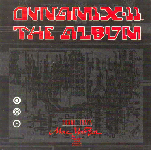 "DYNAMIX II ""THE ALBUM"" (USED CD)"