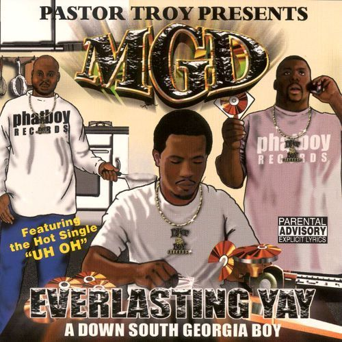"MGD ""EVERLASTING YAY"" (USED CD)"