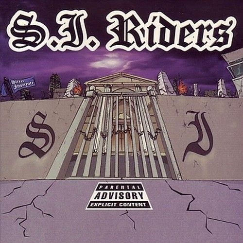 "VARIOUS ARTISTS ""S.I. RIDERS"" (USED CD)"