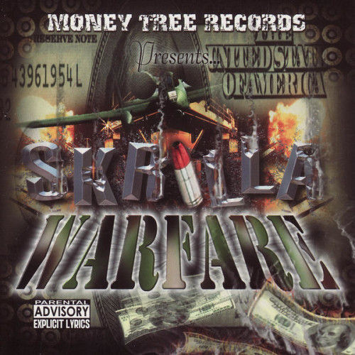"MONEY TREE RECORDS ""SKRILLA WARFARE"" (USED CD)"