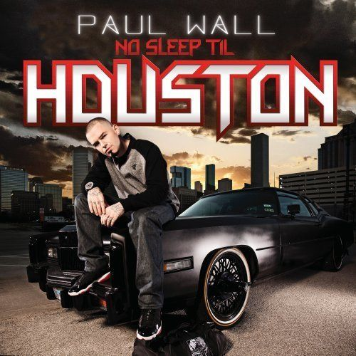 "PAUL WALL ""NO SLEEP TIL HOUSTON"" (USED CD)"