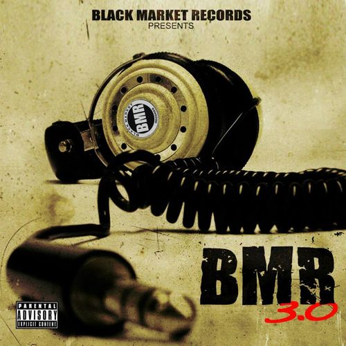 "BLACK MARKET RECORDS PRESENTS ""BMR 3.0"" (USED CD)"