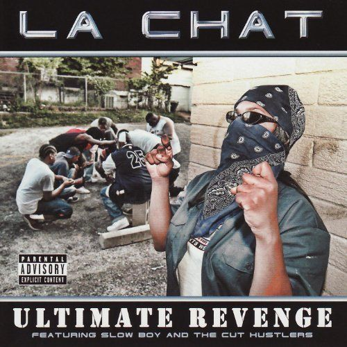"LA CHAT ""ULTIMATE REVENGE"" (USED CD)"