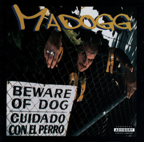 "MADOGG ""BEWARE OF DOG"" (USED CD)"