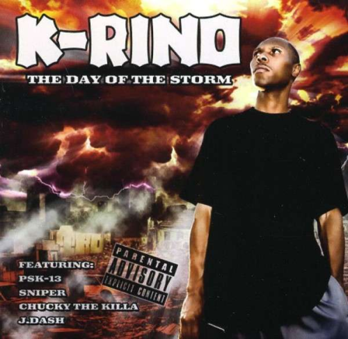 "K-RINO ""THE DAY OF THE STORM"" (USED CD)"