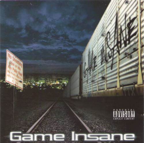"GAME INSANE ""GAME INSANE"" (USED CD)"