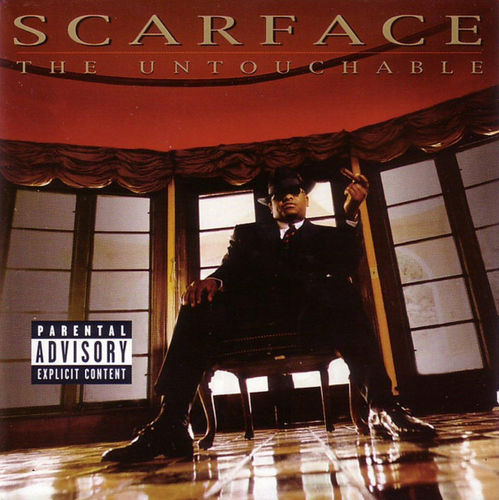 "SCARFACE ""THE UNTOUCHABLE"" (USED CD)"