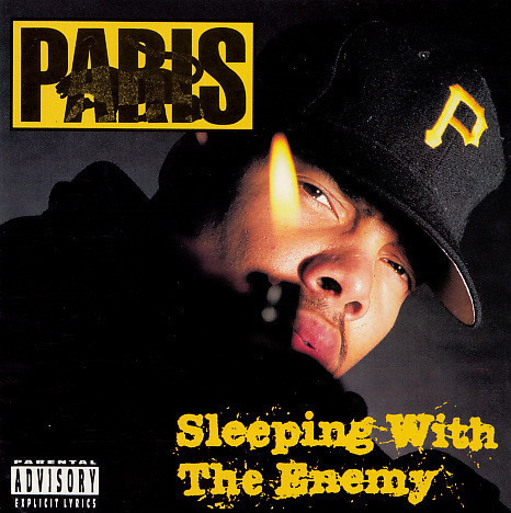 "PARIS ""SLEEPING WITH THE ENEMY"" (USED CD)"