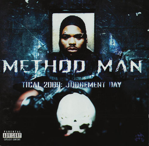 "METHOD MAN ""TICAL 2000: JUDGEMENT DAY"" (USED CD)"