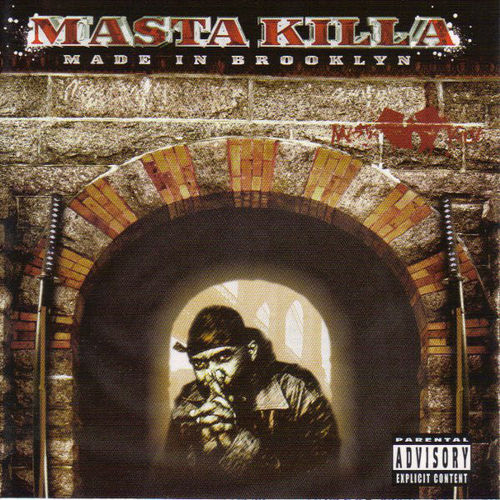 "MASTA KILLA ""MADE IN BROOKLYN"" (NEW CD)"