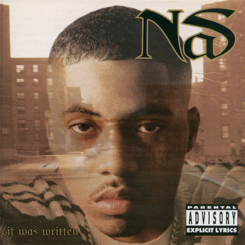 "NAS ""IT WAS WRITTEN"" (USED CD)"