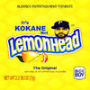 "KOKANE ""IT'S KOKANE NOT LEMONHEAD"" (NEW CD)"