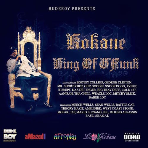 "KOKANE ""KING OF G-FUNK"" (NEW 2-CD)"