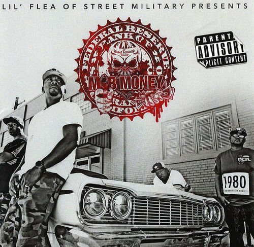 "LIL' FLEA ""MOB MONEY VOL. 1"" (NEW CD)"