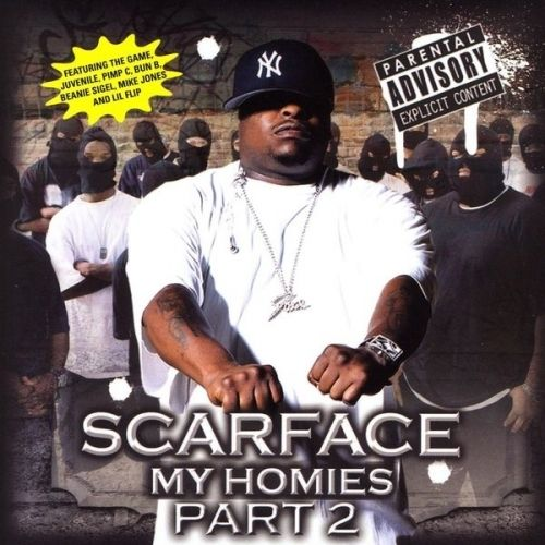 "SCARFACE ""MY HOMIES PART 2"" (USED CD)"