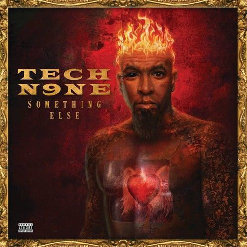 "TECH N9NE ""SOMETHING ELSE [DELUXE EDITION]"" (USED CD+DVD)"