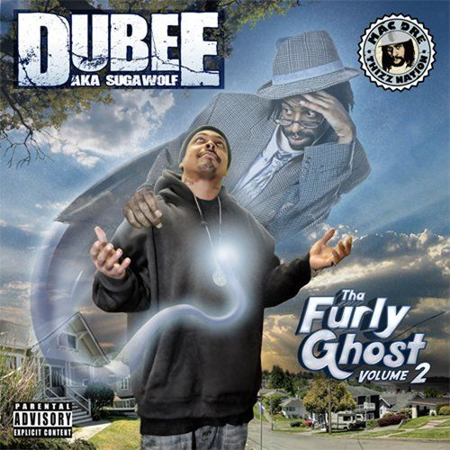 "DUBEE AKA SUGAWOLF ""THA FURLY GHOST VOL. 2"" (USED CD)"