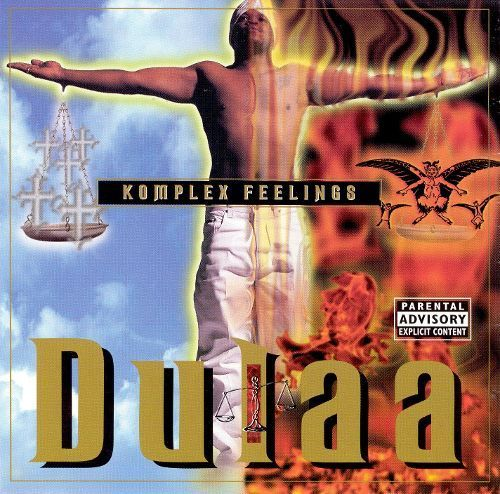 "DULAA ""KOMPLEX FEELINGS"" (USED 2-CD)"