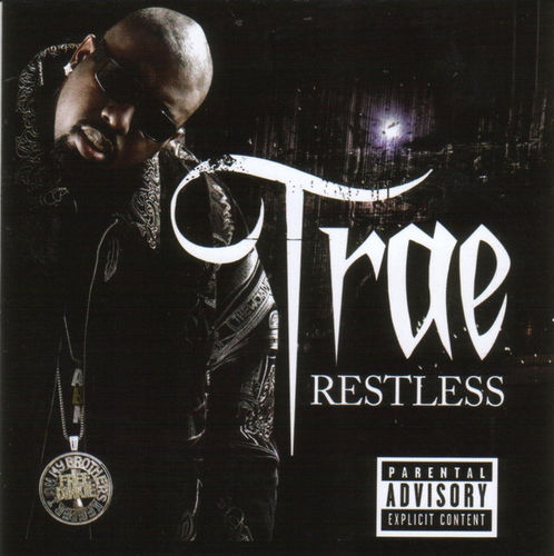 "TRAE ""RESTLESS"" (USED CD)"