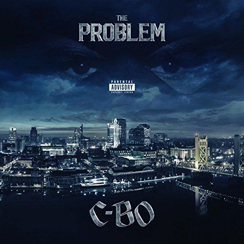 "C-BO ""THE PROBLEM"" (NEW CD)"