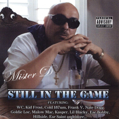 "MISTER D ""STILL IN THE GAME"" (USED CD)"