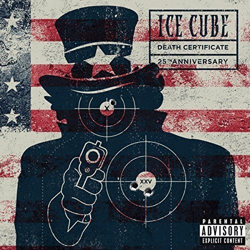 "ICE CUBE ""DEATH CERTIFICATE [25TH ANNIVERSARY]"" (NEW CD)"