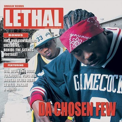"LETHAL ""DA CHOSEN FEW"" (USED CD+DVD)"