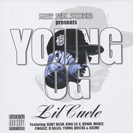 "LIL CUETE ""YOUNG OG"" (USED CD)"