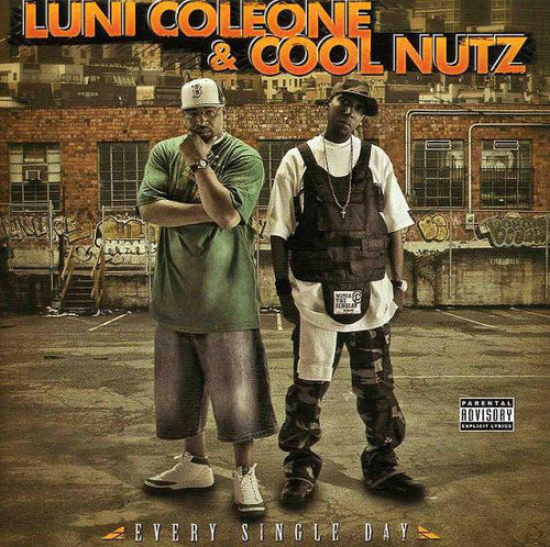 "LUNI COLEONE & COOL NUTZ ""EVERY SINGLE DAY"" (USED CD)"