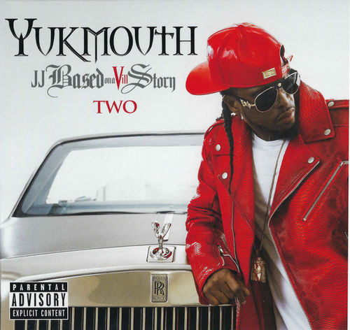 "YUKMOUTH ""JJ BASED ON A VILL STORY 2"" (NEW CD)"