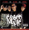 "DRU DOWN / LEE MAJORS / RAHMEAN ""CRACK MUZIC VOL. 1"" (NEW CD)"